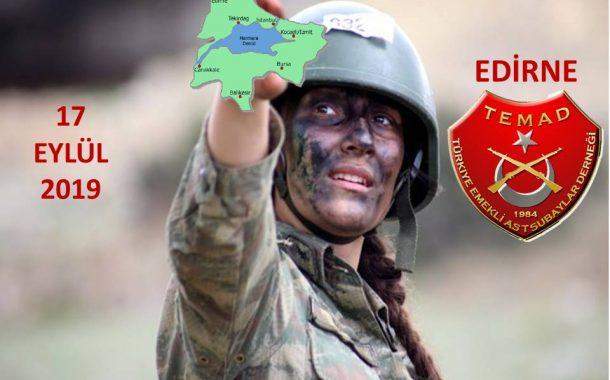 TEMAD MARMARA BÖLGESİ KOORDİNASYON TOPLANTISI BASIN DUYURUSU
